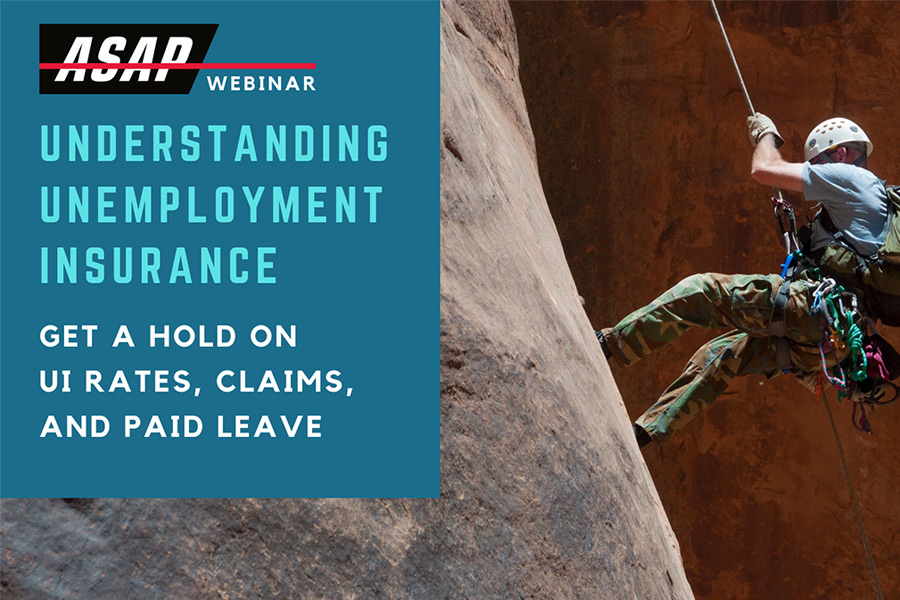 ASAP Webinar: Understanding Unemployment Insurance 2