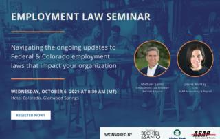 Employment law Seminar