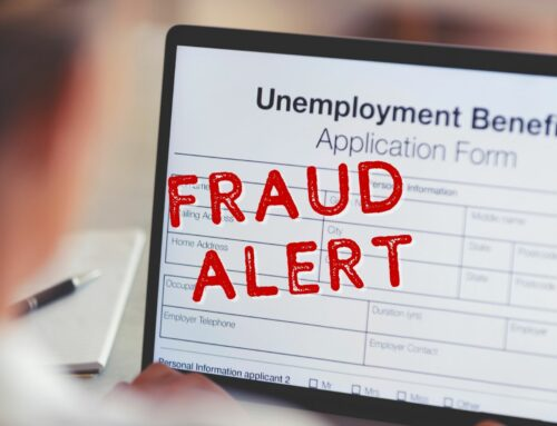 Don't Be Scammed by False Unemployment Claims