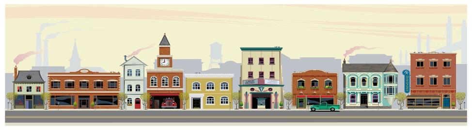 ASAP Main Street Illustration