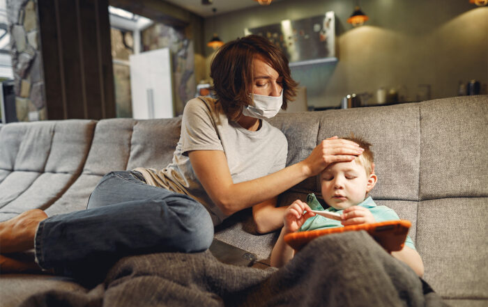 Compliant with COVID Paid Sick Leaves